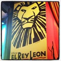 Photo taken at Teatro Lope de Vega by Lidia C. on 6/23/2012