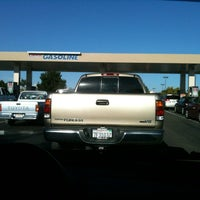 Photo taken at Costco Gas by Carmen P. on 7/3/2012