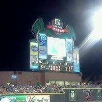 Photo taken at Fifth Third Field by Ron H. on 8/3/2012