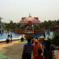 Photo taken at Ocean Park Water Adventure by Dewi A. on 8/25/2012