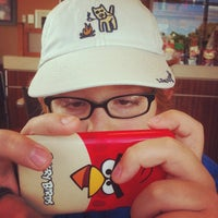 Photo taken at Tim Hortons by Joel W. on 7/19/2012