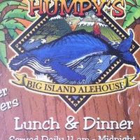 Photo taken at Humpy's Big Island Alehouse by Kaleolani D. on 4/15/2012