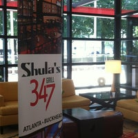 Photo taken at Shula's 347 Grill by Liberty on 6/12/2012