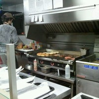 Photo taken at Emma Key's Flat-Top Grill by Joe C. on 3/7/2012