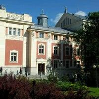 Photo taken at Městské Divadlo by Dusan K. on 5/25/2012