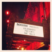 "Photo taken at Mayan Theater by Derek ""d☊rewreck"" Schaefer on 8/14/2012"