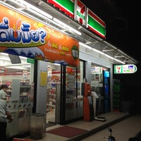 Photo taken at 7-Eleven by Notecyber S. on 4/28/2012