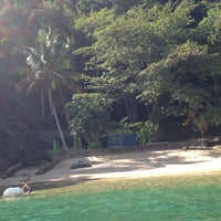 Photo taken at Ilha das Couves by Fernando G. on 7/7/2012