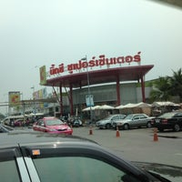 Photo taken at Big C by Rp' Pueng Z. on 3/26/2012