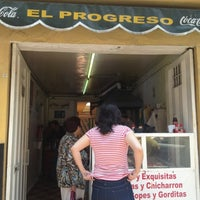 Photo taken at El Progreso by Lincoln S. on 7/27/2012