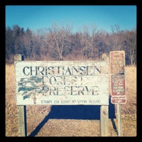 Photo taken at christiansen forest preserve by Jeremiah on 6/21/2012