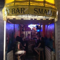 Photo taken at Smallest Bar by Brian P. on 4/2/2012