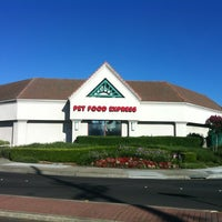 Photo taken at Pet Food Express by Stephanie K. on 7/20/2012
