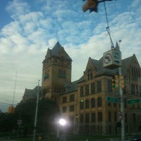 Photo taken at Wayne State University by Helena J. on 7/20/2012