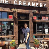 Photo taken at The Creamery by Davy K. on 8/29/2012