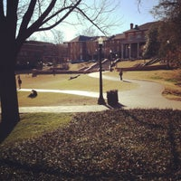 Photo taken at NCSU - Court of North Carolina by Kenneth J. on 3/1/2012