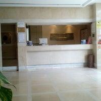 Photo taken at Marbella INN Centre, Hotel by Alejandro M. on 4/30/2012