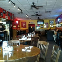 Photo taken at Mangia Ristorante & Pizzeria by Starla N. on 8/7/2012