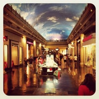 Photo taken at The Forum Shops at Caesars by Katy F. on 7/8/2012