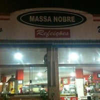 Photo taken at Massa Nobre Panificadora by Vanessa E. on 3/5/2012
