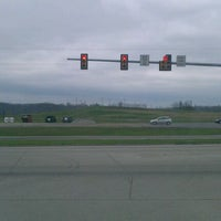 Photo taken at Greene County Airport (WAY) by Carl T. on 3/31/2012