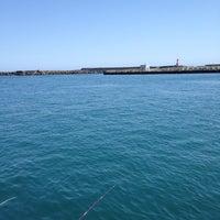 Photo taken at 乙浜漁港 by Kazuhiro T. on 5/5/2012