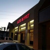 Photo taken at Elite Buffet by Ryan H. on 7/1/2012