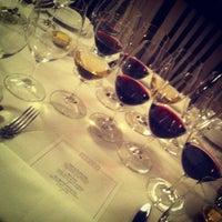 Photo taken at Crush Wine Bar by Chris G. on 3/7/2012