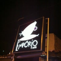 Photo taken at Empório Café by Paulo L. on 6/16/2012