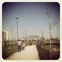 """Photo taken at Parco Orleans """"Ninni Cassarà"""" by Federica D. on 3/18/2012"""