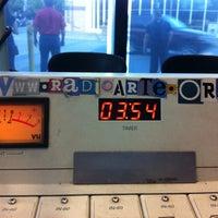 Photo taken at Radio Arte 90.5 WRTE-FM by Eduardo C. on 7/27/2012