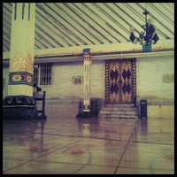 Photo taken at Masjid Gedhe Kauman by Isa S. on 4/21/2012