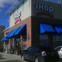 Photo taken at IHOP by Brandon A. on 2/18/2012