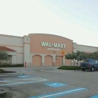 Photo taken at Walmart Supercenter by Bobi F. on 5/11/2012