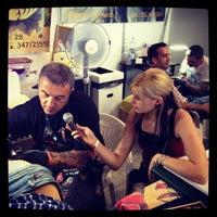Photo taken at La Spezia Expo by Toniatutattoo N. on 6/24/2012