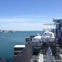Photo taken at Steamship Authority - Nantucket Terminal by Brian K. on 4/14/2012