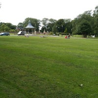 Photo taken at Leazes Park by Mauro A. on 8/9/2012