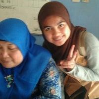 Photo taken at Junior High 2 Samarinda by Syarifah R. on 5/19/2012