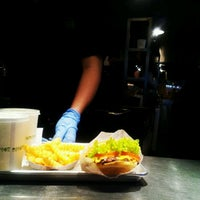 Photo taken at Shake Shack by Isa A. on 5/2/2012