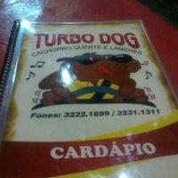 Foto tirada no(a) Turbo Dog por Luisa F. em 7/12/2012
