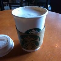 Photo taken at Starbucks by kib on 3/22/2012