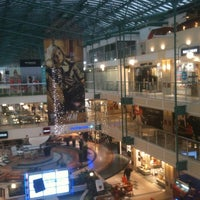 Photo taken at Atrium Promenada by Bartlomiej A. on 3/9/2012