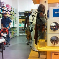 Photo taken at The LEGO Store by Natalie R. on 3/24/2012
