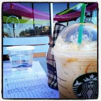 Photo taken at Starbucks by Melissa on 9/1/2012