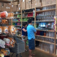 Photo taken at World Market by Paul G. on 9/2/2012