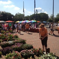 Photo taken at Old Town Farmers' Market by Scott D. on 6/23/2012