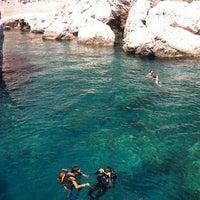 Photo taken at Kiris #diving spot by Remco V. on 8/24/2012