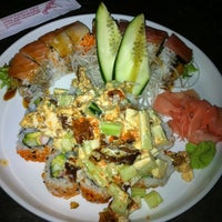 Photo prise au Sushi Blues Cafe par Jess O. le7/13/2012