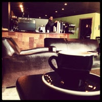 Photo taken at Two Rivers Craft Coffee Company by Jeff H. on 2/11/2012