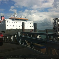 Photo taken at Fishguard Ferry Port by Barend on 6/18/2012